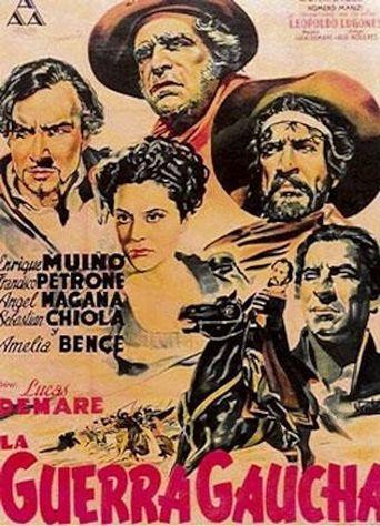 The Gaucho War Poster