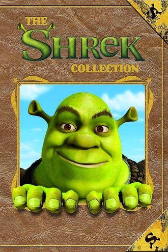 Shrek Stories Poster