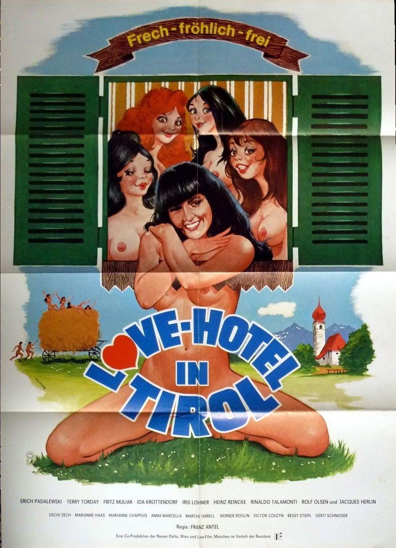 Love-Hotel in Tirol Poster