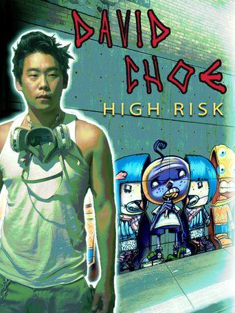 David Choe: High Risk Poster