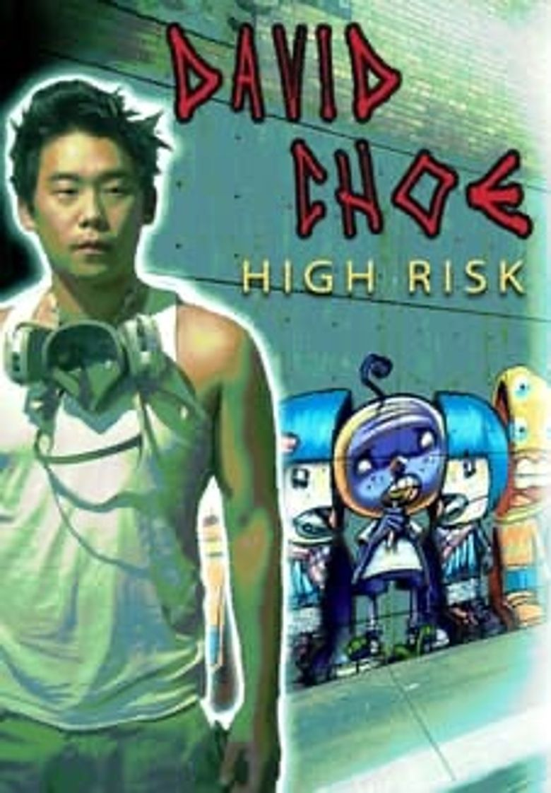 David Choe: High Risk Poster
