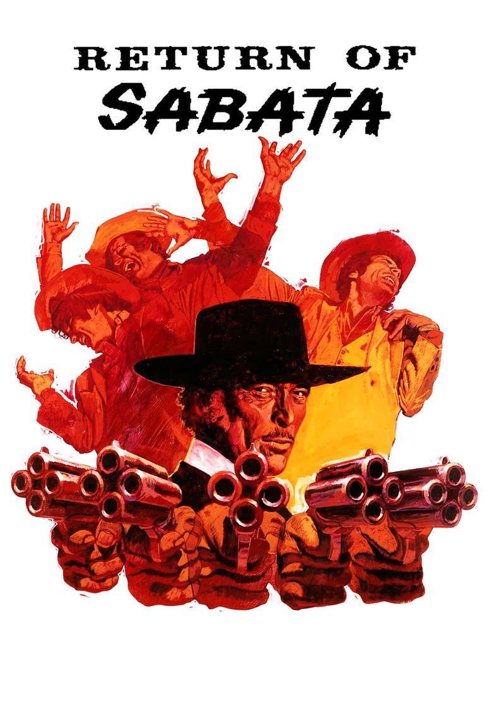 Return of Sabata Poster