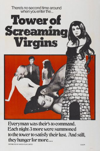 Tower of Screaming Virgins Poster
