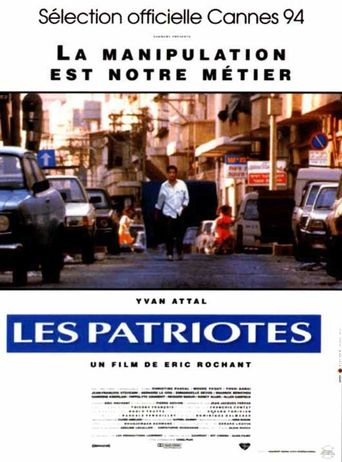 Les patriotes Poster