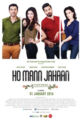 Watch Ho Mann Jahaan