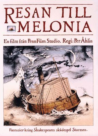 Resan till Melonia Poster
