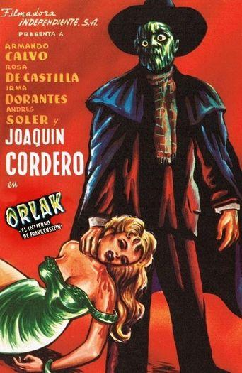 Orlak, the Hell of Frankenstein Poster
