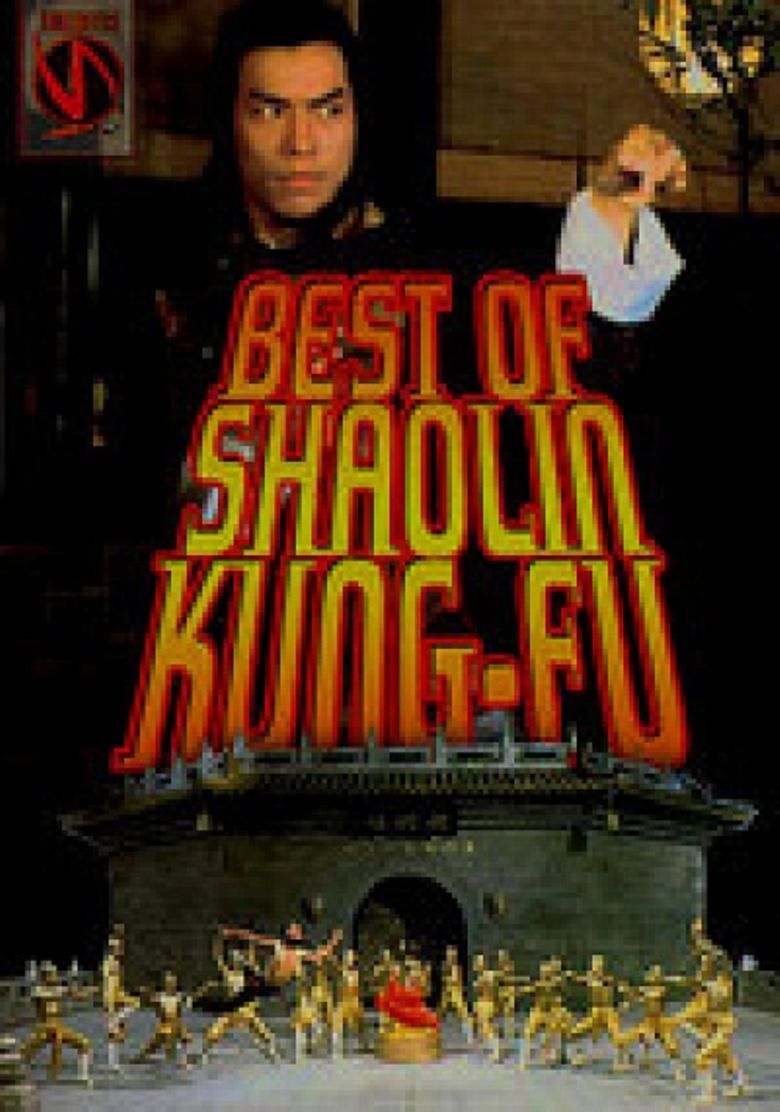 Best of Shaolin Kung Fu Poster
