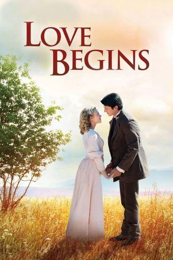 Love Begins Poster