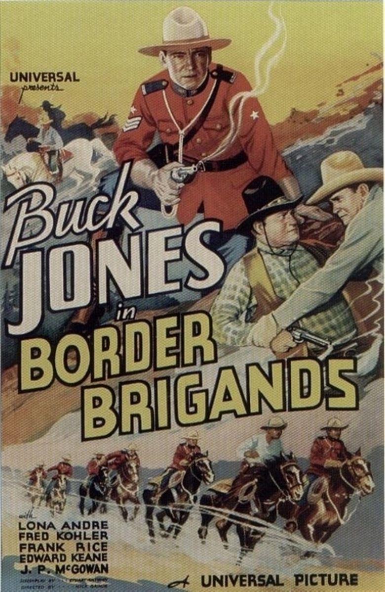 Border Brigands Poster