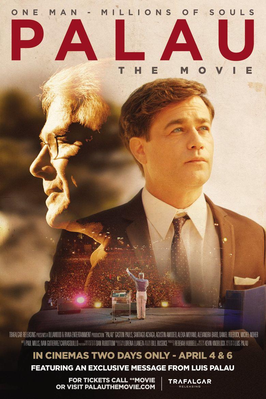 Palau the Movie Poster