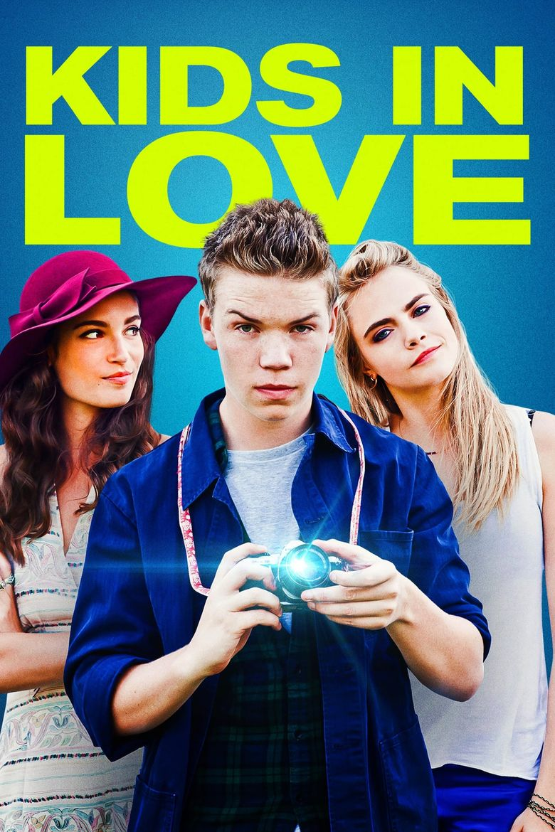 Kids in Love Poster