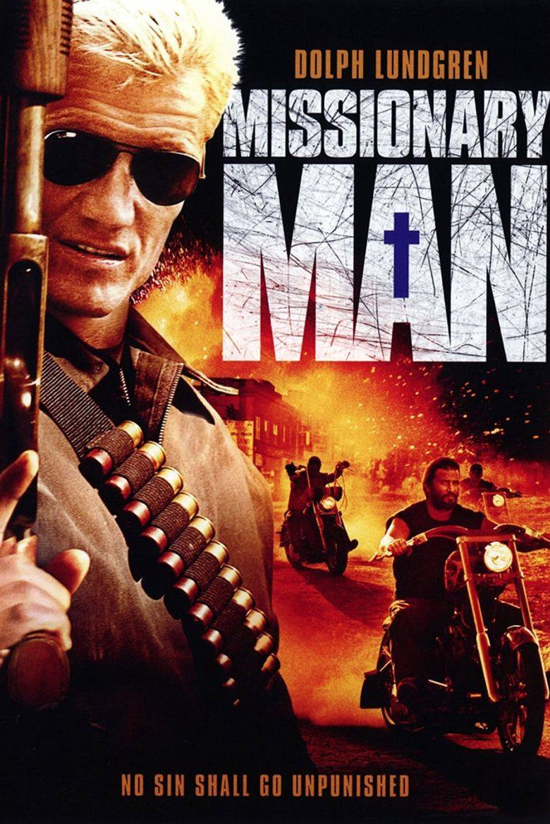 Missionary Man Poster