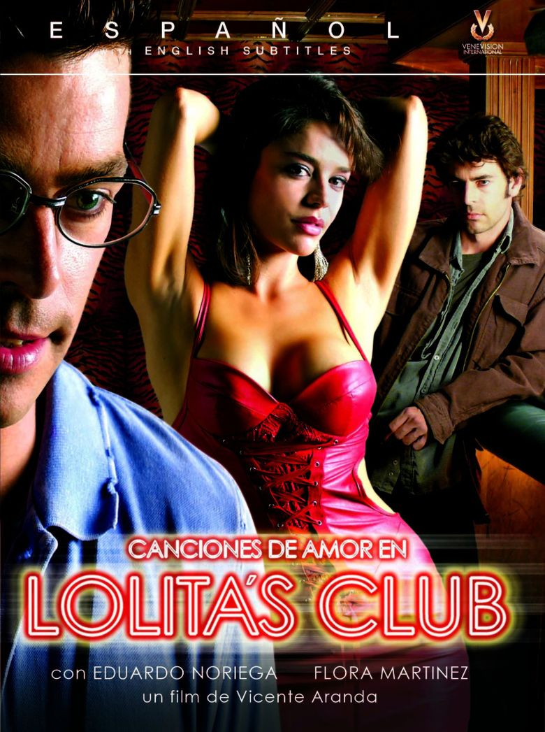 Lolita's Club Poster