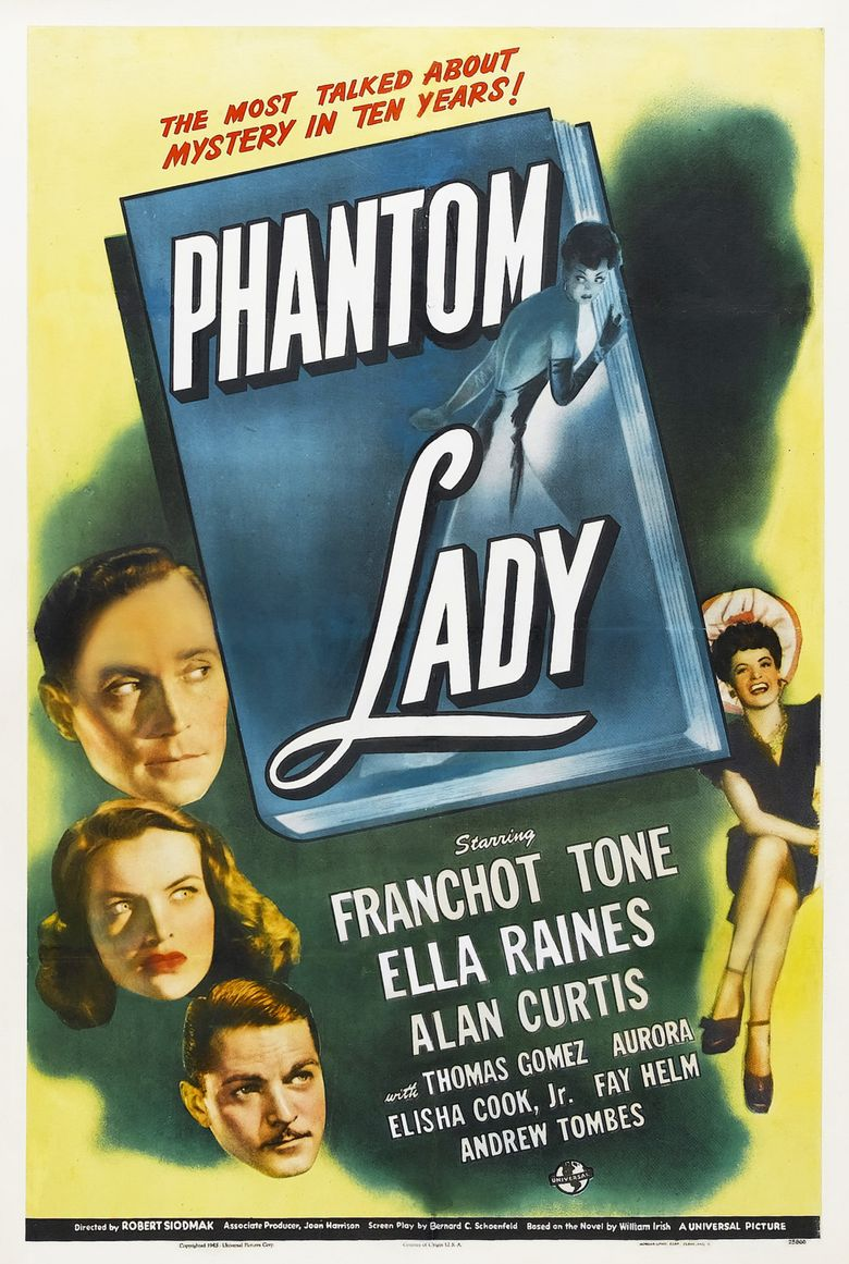 Phantom Lady Poster