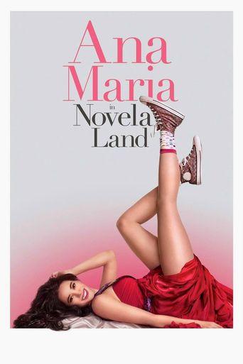 Ana Maria in Novela Land Poster
