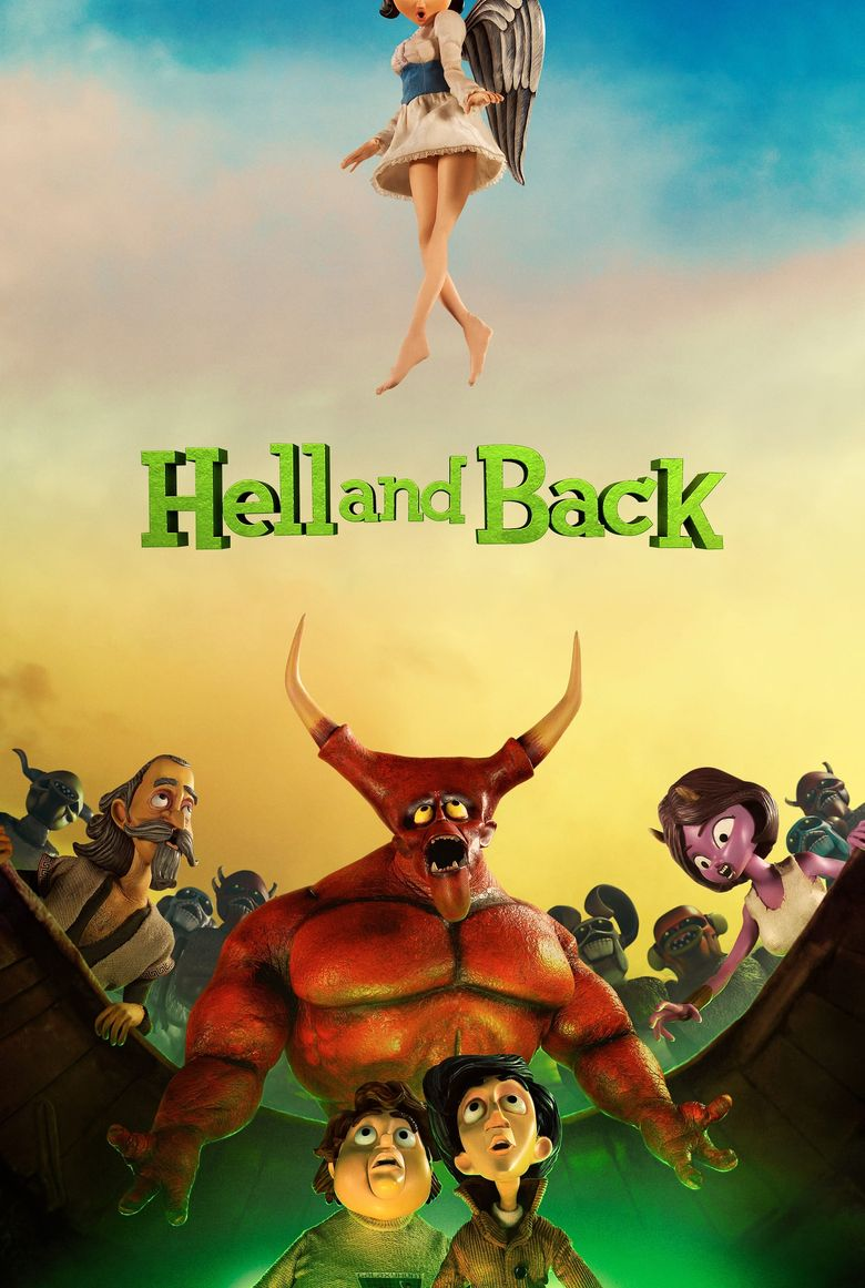 Watch Hell & Back