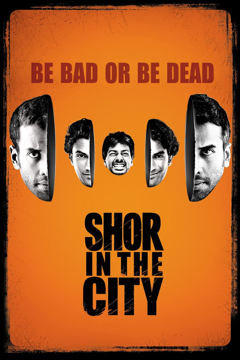 Shor in the City Poster