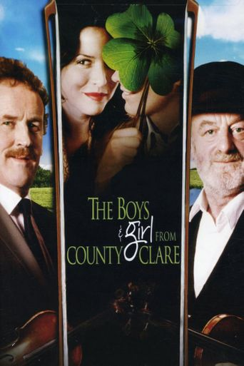 The Boys from County Clare Poster