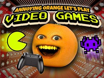 Clip: Annoying Orange Let's Play Video Games! Poster