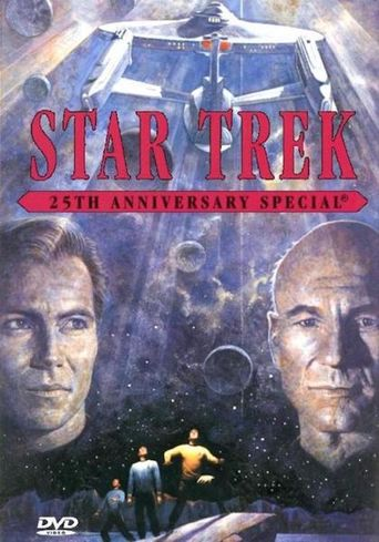 Star Trek 25th Anniversary Special Poster