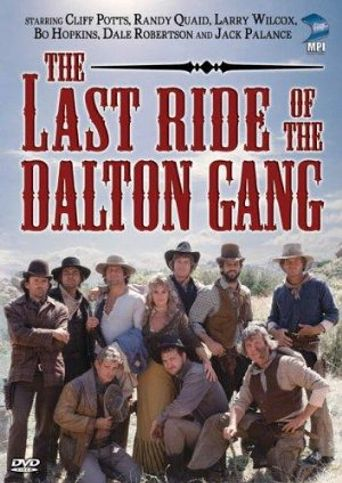 The Last Ride of the Dalton Gang Poster