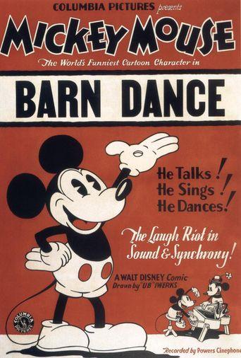 The Barn Dance Poster