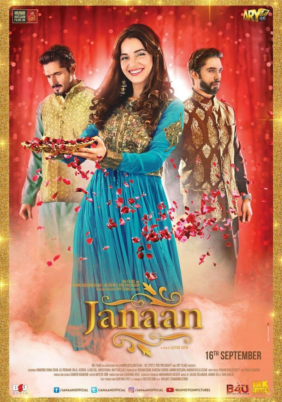 Janaan Poster