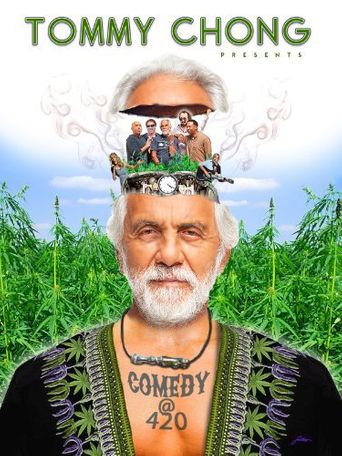 Tommy Chong Presents Comedy at 420 Poster