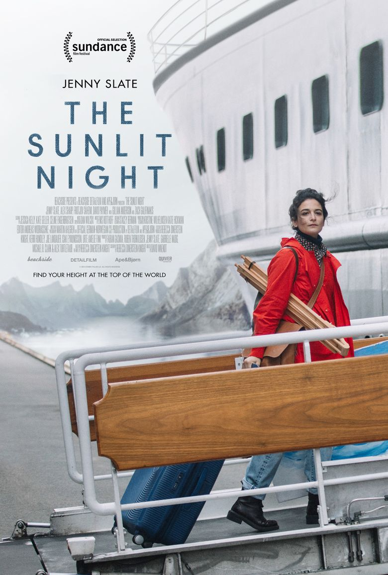 The Sunlit Night Poster