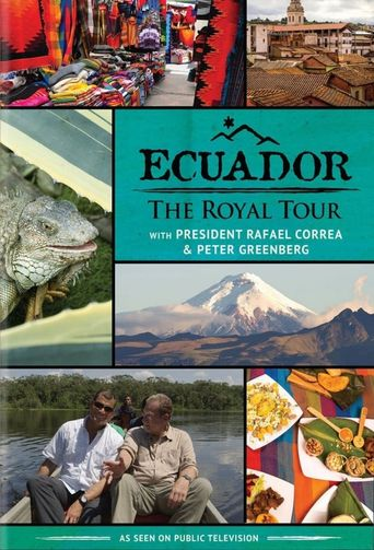Ecuador: The Royal Tour Poster