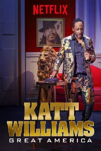 Katt Williams: Great America Poster