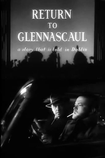 Return to Glennascaul: A Story That Is Told in Dublin Poster