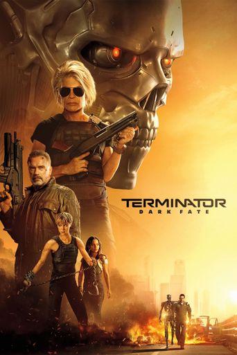 Terminator: Dark Fate Poster