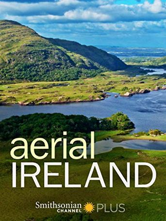 Aerial Ireland Poster