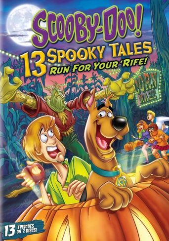 Scooby-Doo! and the Spooky Scarecrow Poster