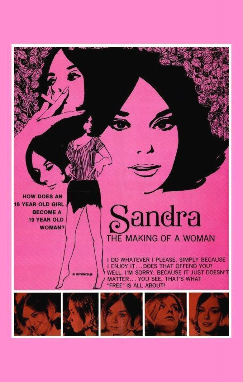 Sandra: The Making of a Woman Poster