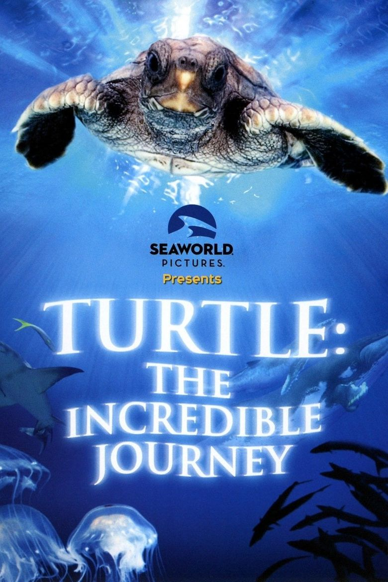 Turtle: The Incredible Journey Poster