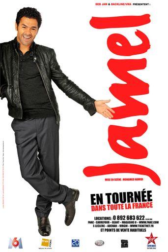 Jamel - Tout sur Jamel Poster