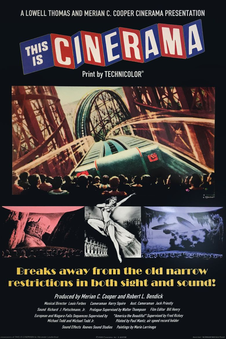 This Is Cinerama Poster