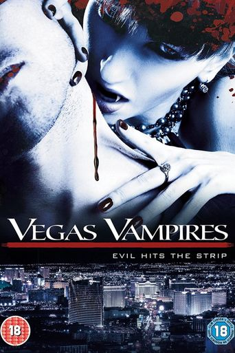 Vegas Vampires Poster