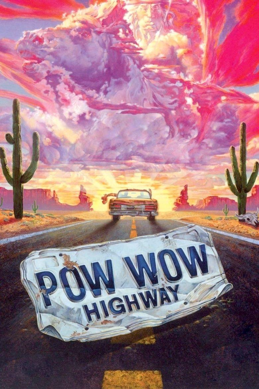 Powwow Highway Poster