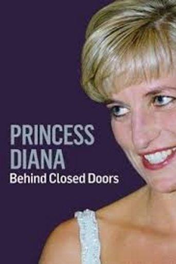 Princess Diana: Behind Closed Doors Poster