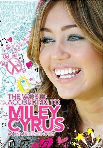 The World According to Miley Cyrus Poster