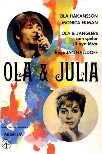 Ola och Julia Poster