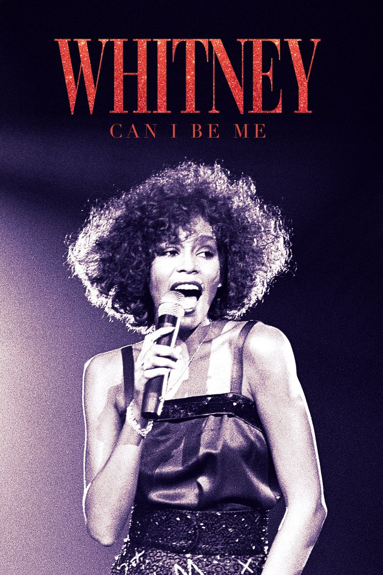 Whitney: Can I Be Me Poster