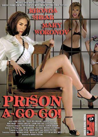 Prison-A-Go-Go! Poster