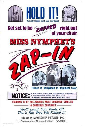 Miss Nymphet's Zap-In Poster