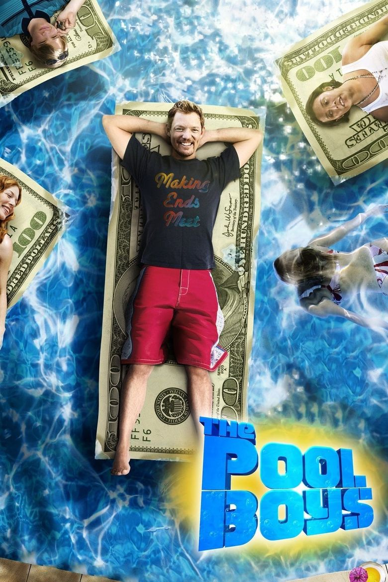 The Pool Boys Poster