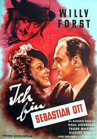 Ich bin Sebastian Ott Poster